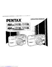 Pentax IQZoom 150SL / IQZoom 170SL Manuals