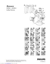 Philips Senseo HD7811 Manuals