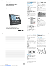 Philips AJL308/37B Manuals