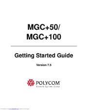 Polycom MGC+100 ReadiConvene Manuals