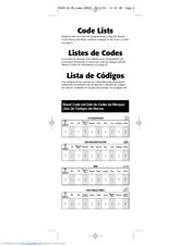 Rca RCR311W Manuals