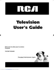 Rca 35V432T Manuals