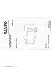 Sanyo EM-A5410 Manuals