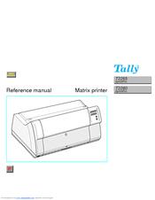 Tally T2280 SprintPro Manuals