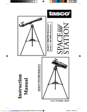 Tasco Spacestation 49114500 Manuals