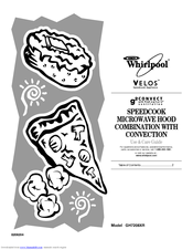 Whirlpool Velos GH7208XR Manuals