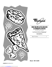Whirlpool MH1150XMB Manuals