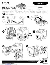 Xerox Phaser 4510 Manuals