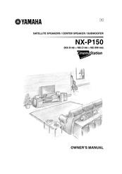 Yamaha CinemaStation NX-S150 Manuals