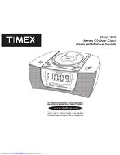 Timex T608 Manuals