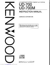 Kenwood LS-A6 Manuals