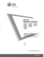 Lg 32LG3000 Manuals