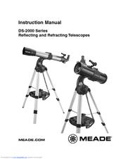 Meade DS-2130 Manuals