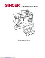 Singer 5808C Manuals