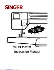 Singer 5050C Manuals