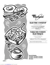 Whirlpool GJC3034 Manuals