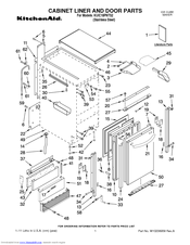 Kitchenaid KUIC18PNTS Manuals