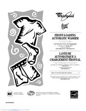 Whirlpool Duet WFW9470WW Manuals
