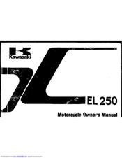 Kawasaki GPX600R Manuals