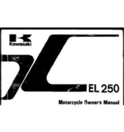 norwegian kawasaki klr 250 owner s manual 53 pages  [ 175 x 226 Pixel ]