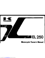 small resolution of  norwegian kawasaki klr 250 owner s manual 53 pages