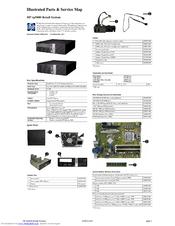 Hp rp5800 Manuals