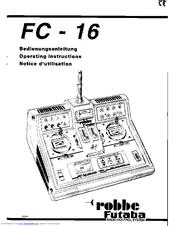 Robbe-futaba FP-S 135 Manuals