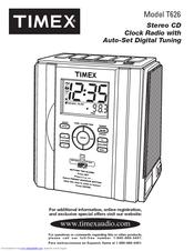 Timex T626S Manuals