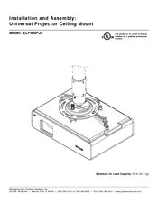 Epson ELPMBPJF Manuals