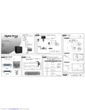 Velodyne DIGITAL DRIVEPLUS DD-15+ Manuals