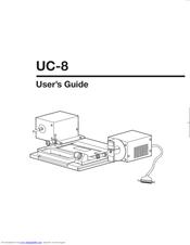 Konica Minolta UC-8 Manuals