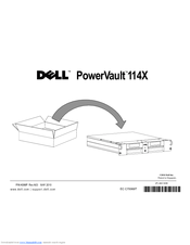 Dell PowerVault 114x Manuals