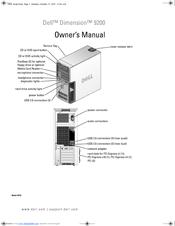 Dell Dimension 9200 Manuals