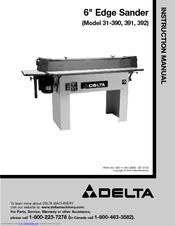 Delta Drum Sander 31 250 Manual