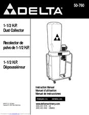 Delta 50-760 Manuals