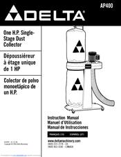 Delta AP400 Manuals