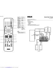 Rca RTD315 Manuals
