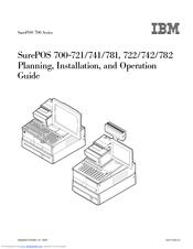 Ibm 4800-741 Manuals