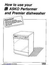 ASKO 10505 MANUAL PDF