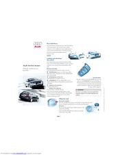 Audi A4 Manuals