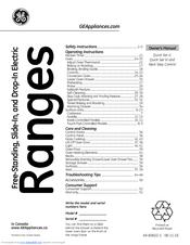 Ge Profile JB968SLSS Manuals