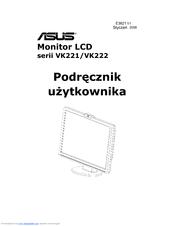 Asus VK222 Series Manuals