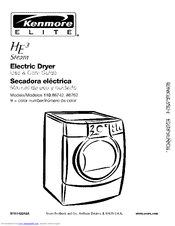 Kenmore He3t Washer Parts Manual