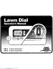 Lawn Genie Lawn Dial LD-4 Manuals