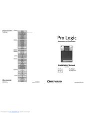 Hayward Pro Logic PL-PS-4 Manuals