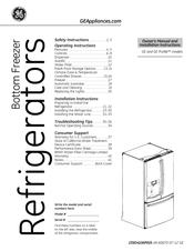 Ge GNE26GMDES Manuals