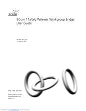 3COM 11 MBPS WIRELESS LAN WORKGROUP BRIDGE USER MANUAL PDF