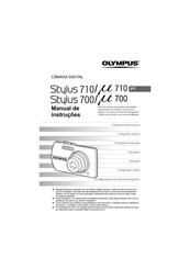 Olympus STYLUS 710 Manuals