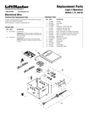 Chamberlain H Manuals