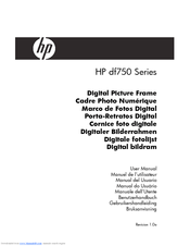 Hp DF1000A3 Manuals
